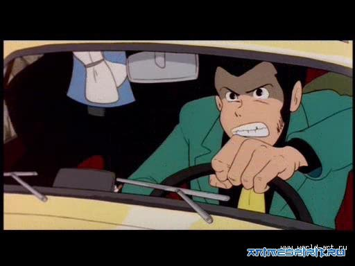 Lupin iii from russia wit люпен iii волшебная лампа